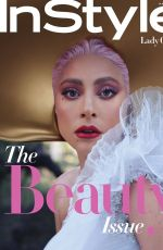 LADY GAGA in Instyle Magazine, May 2020