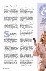 LAURA WHITMORE in Cosmopolitan Magazine, UK June 2020