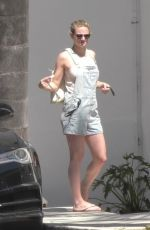 LILI REINHART Out and About in Los Angeles 04/23/2020