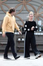 MARGOT ROBBIE and Tom Ackerley Out in Los Angeles 03/31/2020