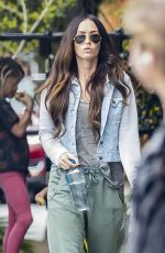 MEGAN FOX Out and About in Calabasas 04/04/2020