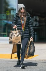 MEGAN FOX Shopping at Erewhon Market in Calabasas 04/02/2020