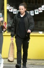 MELANIE CHISHOLM Out Shopping in Hampstead 04/29/2020