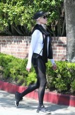 MELANIE GRIFFITH Out and About in Los Angeles 04/11/2020