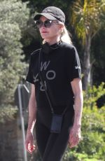 MELANIE GRIFFITH Out and About in Los Angeles 04/23/2020