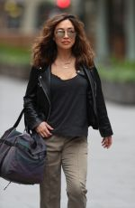 MYLEENE KLASS Arrives at Global Radio in London 04/03/2020