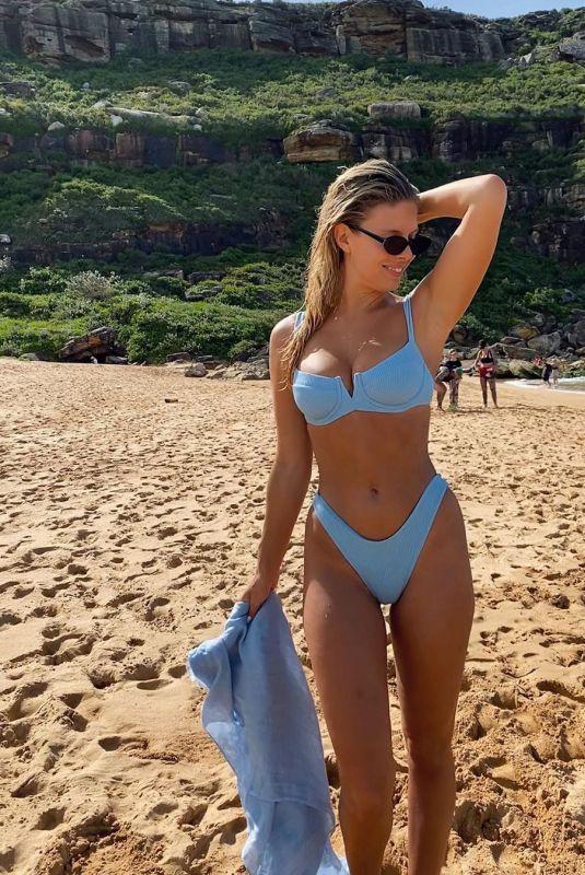 NATASHA OAKLEY in Bikini - Instagram Photos 04/26/2020