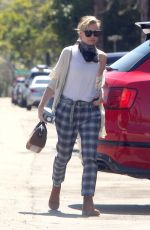 PORTIA DE ROSSI Out and About in Los Angeles 04/11/2020
