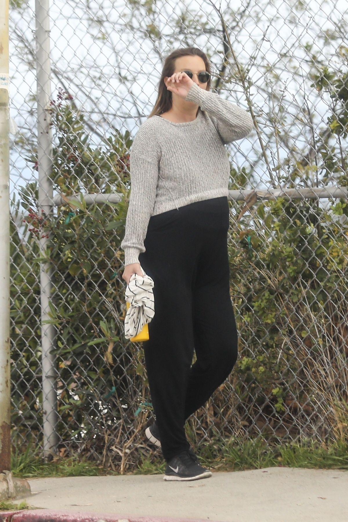 Leighton Meester Pregnant
