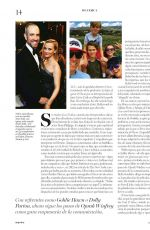 REESE WITHERSPOON and AVA PHILLIPPE in Mujer Hoy Magazine, April 2020
