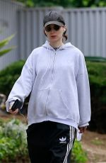 ROONEY MARA Out and About in Los Angeles 04/19/2020
