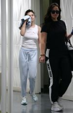 SELENA GOMEZ Out and About in Los Angeles 04/01/2020
