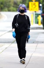 SHARON and KELLY OSBOURNE Check Out a New House in Malibu 03/31/2020