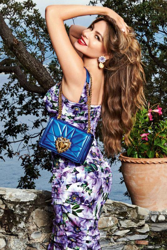 SOFIA VERGARA for Dolce & Gabbana 2020
