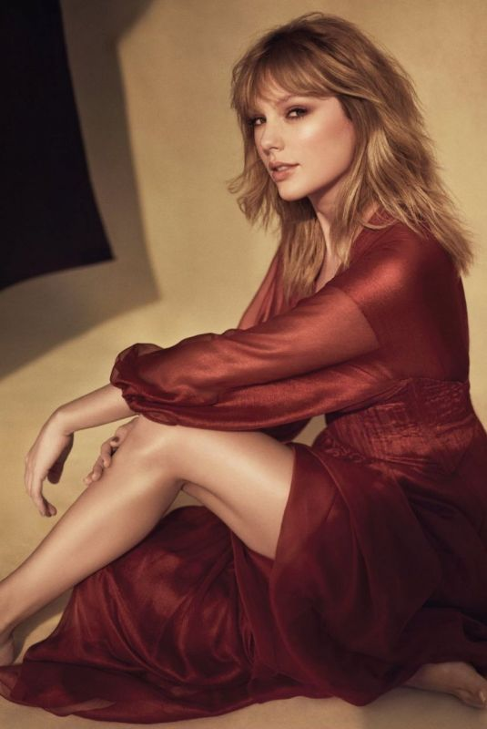 TAYLOR SWIFT for People Magazine, The Beautiful Issue April 2020