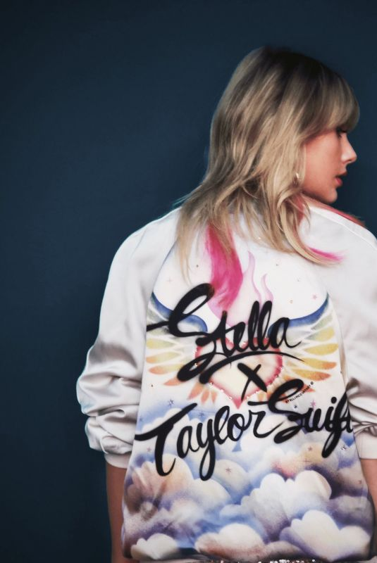 TAYLOR SWIFT for Stella x Taylor Swift Collection 2019