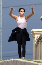 TERI HATCHER Out Hiking in Los Angeles 04/05/2020