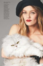 VANESSA PARADIS in Elle Magazine, France April 2020
