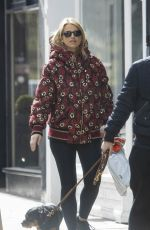 VOGUE WILLIAMS Out and About in Chelsea 03/31/2020