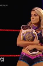 ALEXA BLISS at WWE Raw in Orlando 05/18/2020
