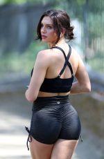 ALEXANDRA CANE Out Jogging London 05/25/2020