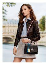 ALICIA VIKANDER for Louis Vuitton Pre-fall 2020