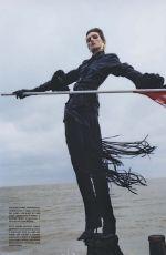 ANJA RUBIK and FREJA BEHA in Vogue Magazine, Italy May 2020