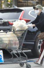 ANNA FARIS Shopping at Gelson