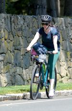 ANNE HATHAWAY Out and About in Connecticut 05/03/2020