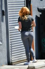 ARIEL WINTER Out and About in Los Angeles 05/25/2020