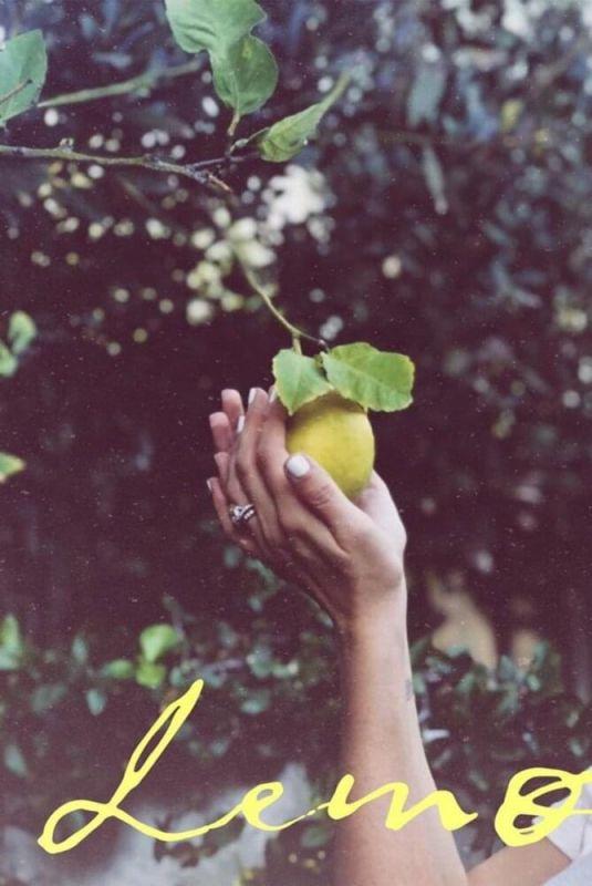 ASHLEY TISDALE  - Lemons Single Cover, 2020