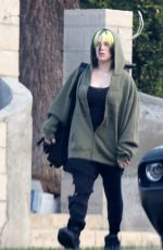 BILLIE EILIS and Finneas Out in Los Angeles 05/19/2020