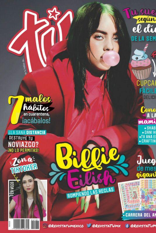 BILLIE EILISH in Tu Style Magazine, Mexico May 2020