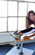 BROOKE BURKE Filming New Content for Her Body App in Malibu 05/09/2020