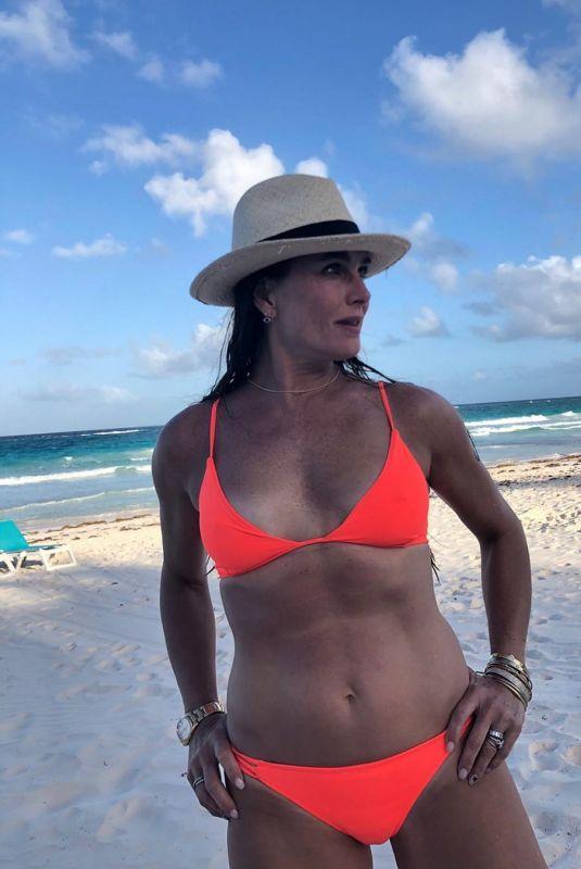 BROOKE SHIELDS in Bikini at a Beach – Instagram Photos 05/26/2020