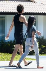 CAMILA CABELLO and Shawn Mendes Out in Coral Gables 05/02/2020
