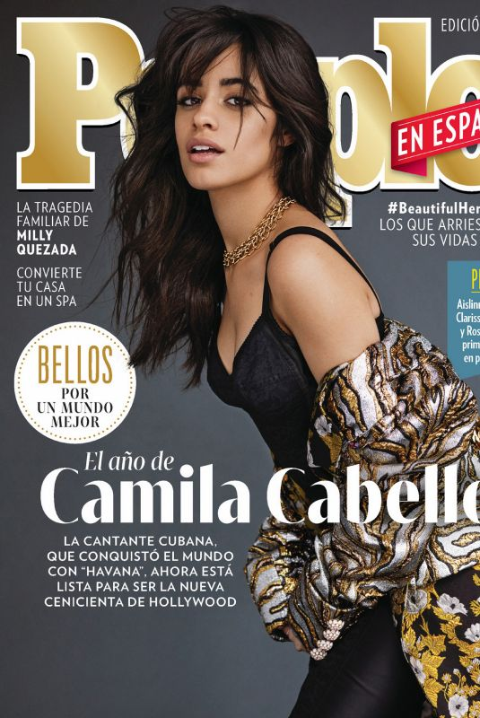 CAMILA CABELLO in People en Espanol, June 2020