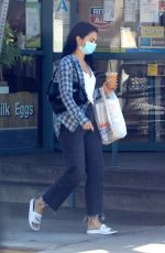 CAMILA MENDES Out for Coffee in Beverly Hills 05/15/2020