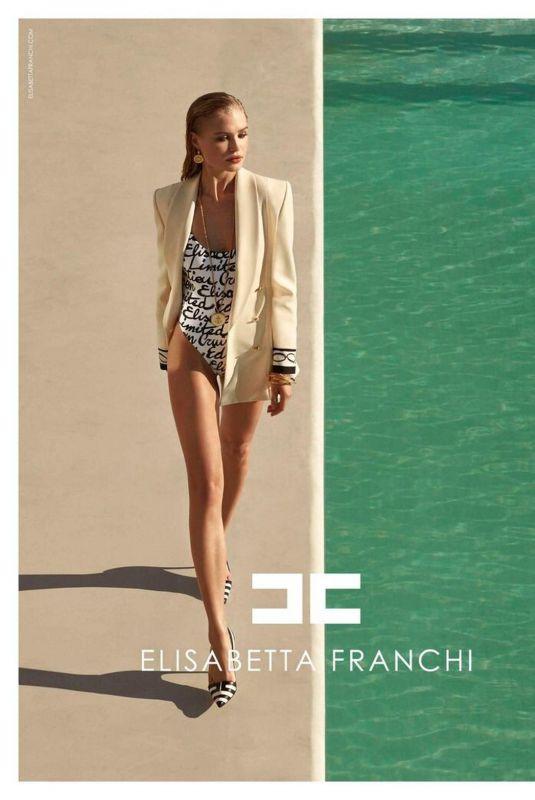 CAMILLA FORCHHAMMER CHRISTENSEN for Elisabetta Franchi Spring 2020 Campaign
