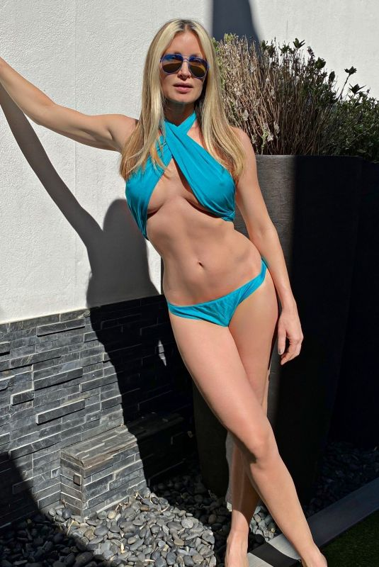 CAPRICE BOURRET in Bikinis During Coronavirus Lockdown, May 2020