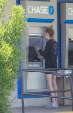 CARA DELEVINGNE at ATM in Los Angeles 05/17/2020