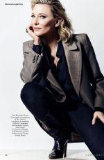 CATE BLANCHETT in Io Donna Del Corriere Della Sera, May 2020