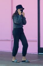 CHANTEL JEFFRIES Out and About in West Hollywood 05/15/2020