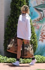 CHARLOTTE MCKINNEY Shopping at Erewhon Market in Pacific Palisades 05/06/2020