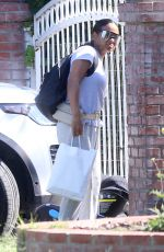 CHRISTINA MILIAN Out and About in Los Angeles 05/28/2020