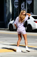 CINDY PRADO at Newly Reopened Design District in Miami 05/21/2020