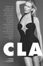CLAUDIA SCHIFFER in Elle Magazine, France May 2020