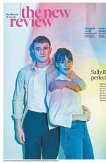 DAISY EDGAR-JONES in Observer New Review Magazine, April 2020