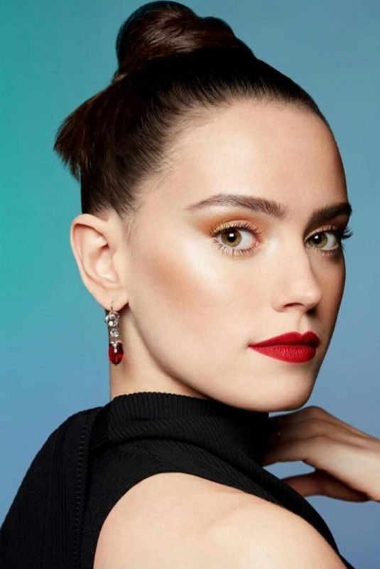 DAISY RIDLEY for Rupaul