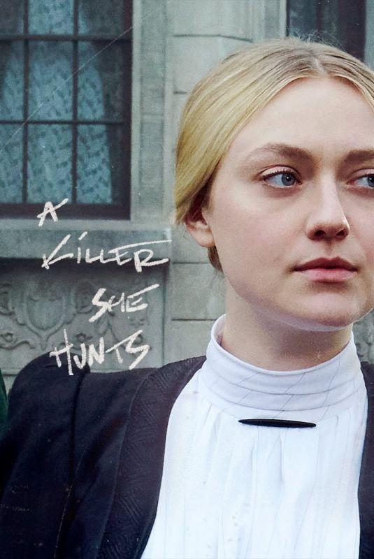DAKOTA FANNING – The Alienist: Angel of Darkness Promos, 2020